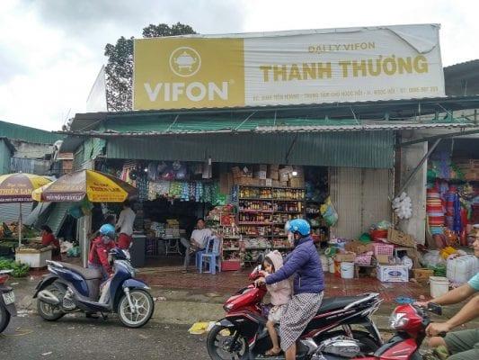 Máy tính tiền tại Kon Tum cho cửa hàng Tạp hóa