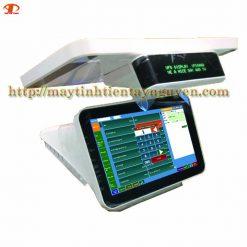Máy tính tiền cảm ứng 3 màn hình TAPPOS J1900 3M