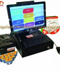 Máy tính tiền cảm ứng cho Cafe-Nhà hàng