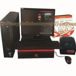máy tính tiền case Dell