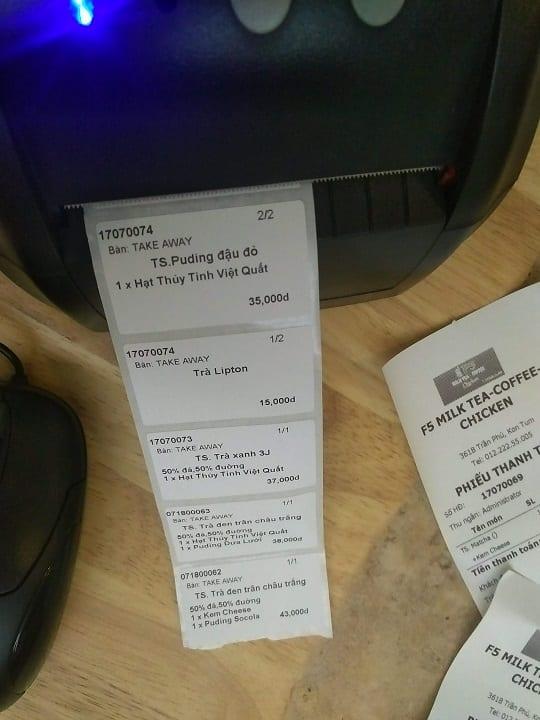 Máy tính tiền tại kon tum