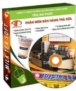 Phần mềm Trà sữa